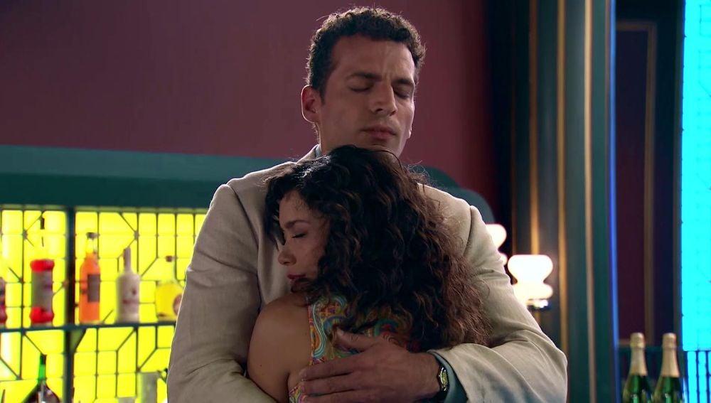 """Hugo acepta que su relación con Amelia no tiene futuro: """"Te deseo lo mejor"""""""