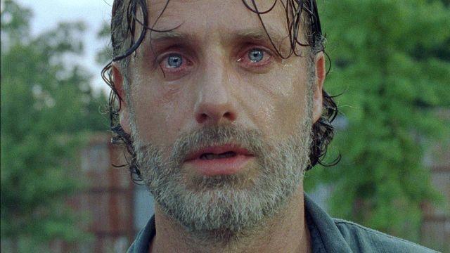 Andrew Lincoln se despide de 'The Walking Dead'