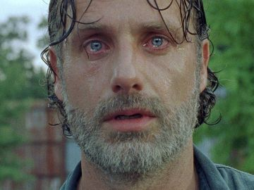 Andrew Lincoln se despide de 'The Walking Dead'