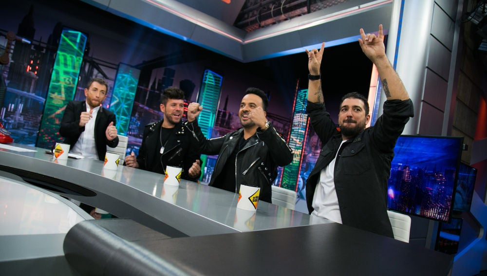 """Antonio Orozco, en 'El Hormiguero 3.0': """"Mi equipo será el ganador"""""""