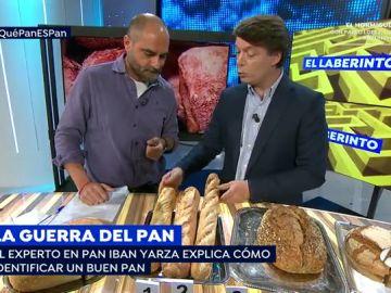 El pan integral será 100% integral con la nueva normativa, pero el resto de panes seguirán siendo un engaño