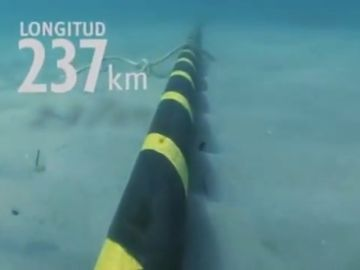 Los problemas del suministro en Menorca agravados porque el cable submarino que lleva parte de la luz a la isla está averiado