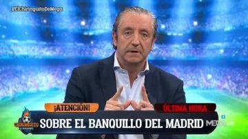 Josep Pedrerol dirige y presenta 'El Chiringuito de Mega'