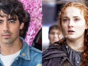 Joe Jonas se disfraza de Sansa Stark de 'Juego de Tronos' por Halloween