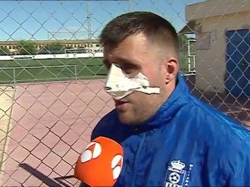 """El entrenador del Meliana agredido por un padre, a Antena 3: """"La solución es no dejar a los padres asistir a los partidos de fútbol"""""""