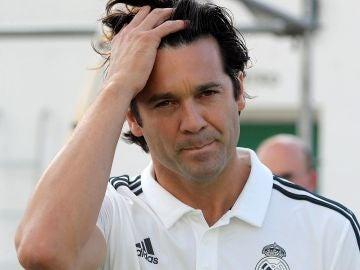Santiago Solari, nuevo técnico del Madrid
