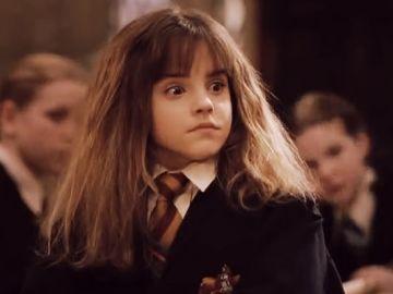 Hermione también alucina