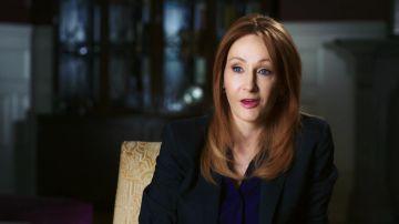 J.K. Rowling en un avance de 'Animales Fantásticos: Los crímenes de Grindelwald'