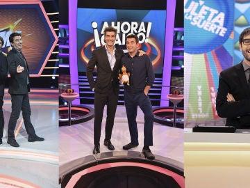 Crossover Juanra Bonet, Arturo Valls y Jorge Fernández