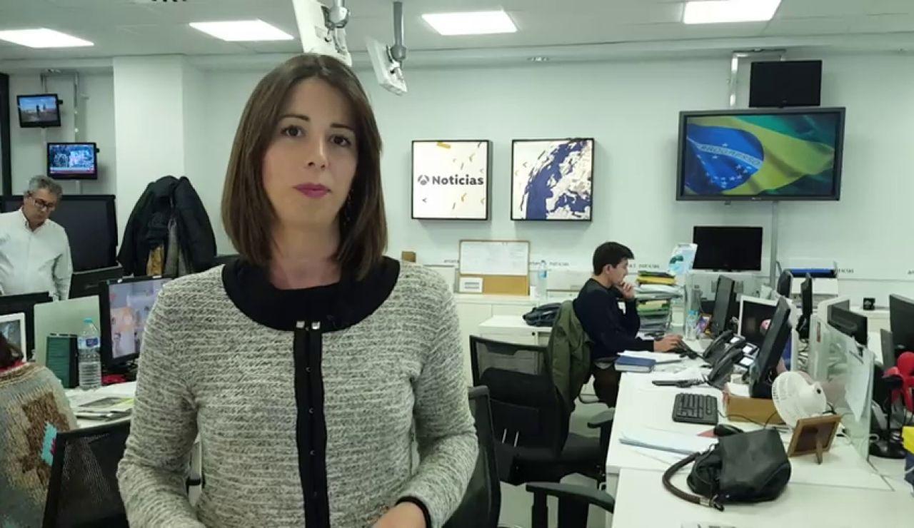 Sara Romero, jefa de Internacional de Antena 3 Noticias