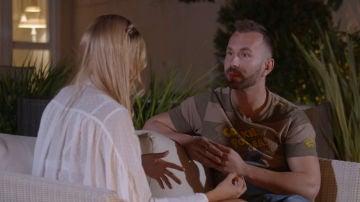 """Joana: """"Creo que tanto a Miquel como a Mónica les hace falta sentir que nos pueden perder"""""""