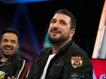 """Antonio Orozco: """"Reventé la exclusiva del sexo del bebé de Luis Fonsi"""""""