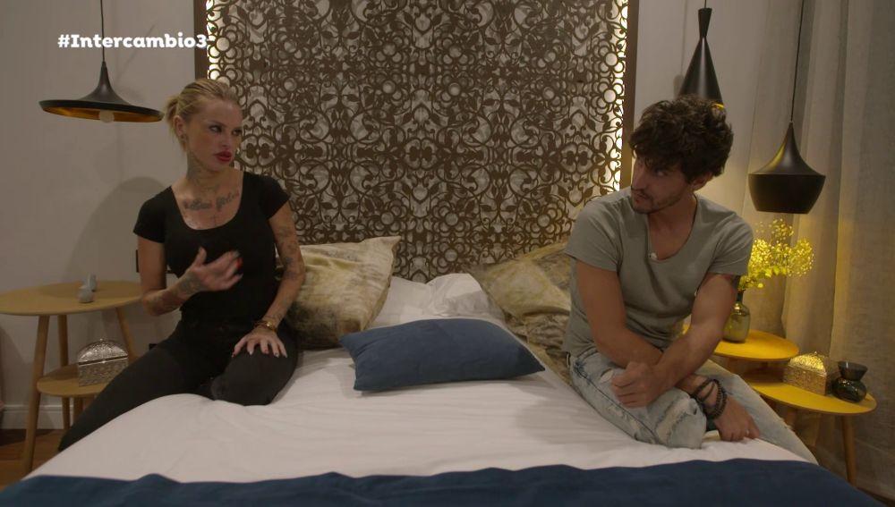 """Rubén: """"Me incomoda bastante dormir con Paloma"""""""