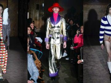 Desfile de Gucci