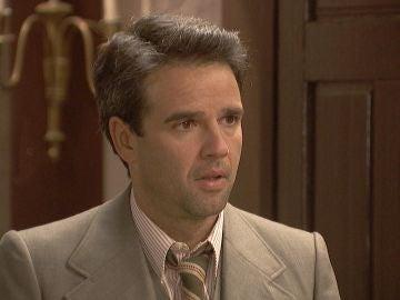 Carmelo regresa a Puente Viejo, ¿con malas noticias sobre Adela?