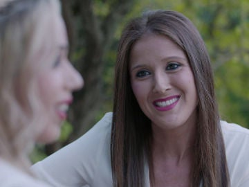 """Mónica: """"Dile a Juanra que nos vendrá bien la terapia, en el caso de que no os enamoréis ni yo me enamore de Miquel"""""""