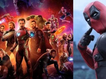 'Vengadores: Infinity War' y Deadpool