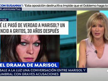 Las conversaciones de Marisol revelan abusos a menores.