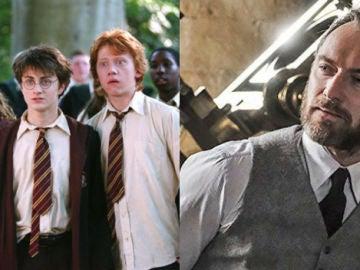 Esta estrella de 'Harry Potter' se pronuncia sobre el Dumbledore de Jude Law en 'Animales Fantásticos 2'