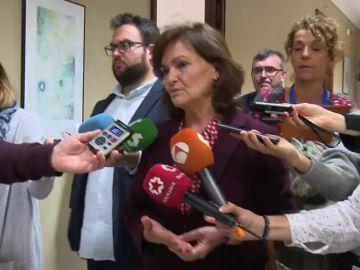 Calvo ratifica que acordó con el Vaticano que Franco no vaya a la Almudena