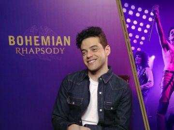 Rami Malek protagoniza 'Bohemian Rhapsody'