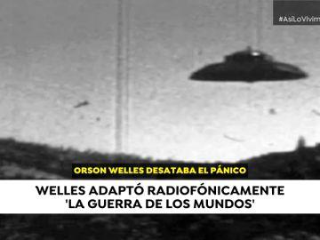 Orson Welles desataba el pánico en Estados Unidos con la primera gran 'fake news'