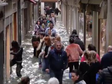 Venecia, inundada: las lluvias torrenciales dejan al menos 11 muertos en Italia