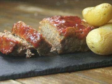 El irresistible meatloaf de Yumland.