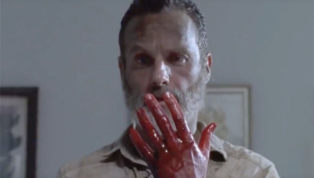 El final de Rick Grimes en 'The Walking Dead'