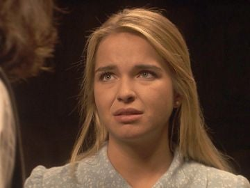 """Isaac, a Antolina: """"Eres una egoísta"""""""