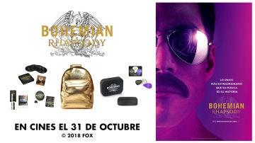 Concurso 'Bohemian Rhapsody'