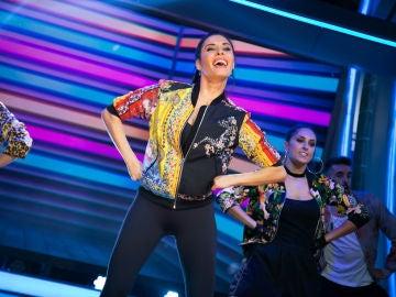 Disfruta de las coreografías de Pilar Rubio en las que refleja la evolución del baile a lo largo de los años_video