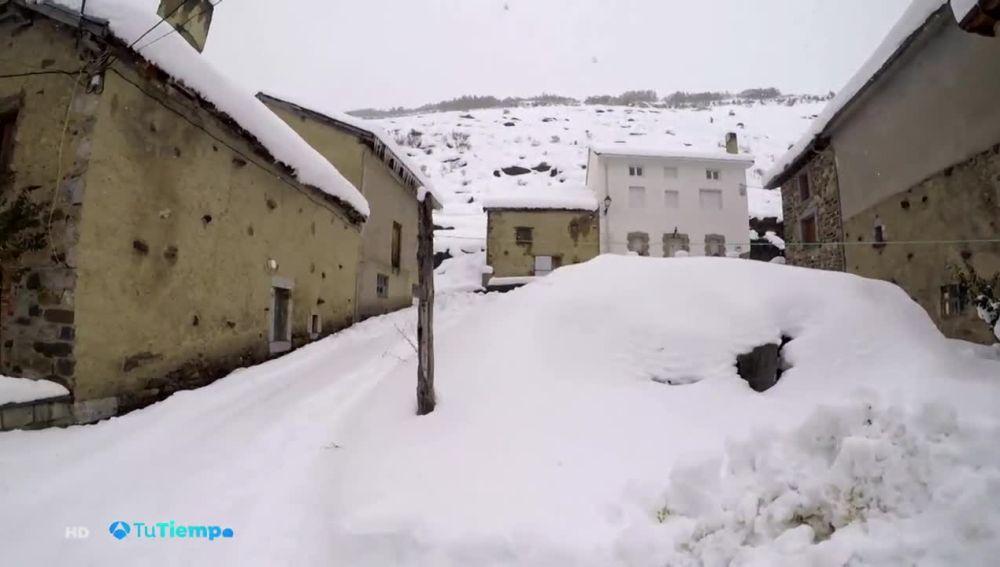 La nieve provocará un aumento de agua en los embalses de nuestro país