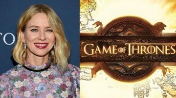 Naomi Watts, protagonista del spin-off de 'Juego de Tronos'