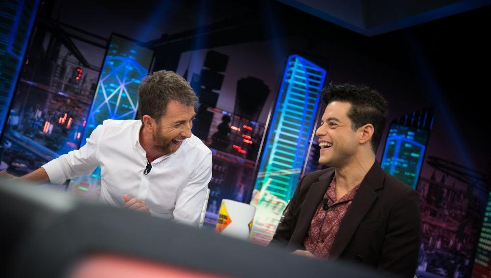 La entrevista completa de Rami Malek en 'El Hormiguero 3.0' con Pablo Motos