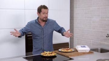 El Monaguillo es retado a hacer unas Bacon and Cheese Fries de Foster´s Hollywood