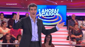 Jorge Fernández en ¡Ahora Caigo!