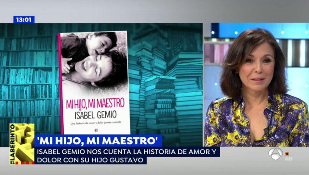 Isabel Gemio presenta 'Mi hijo, mi maestro' Antena 3