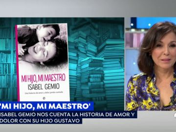 Isabel Gemio presenta 'Mi hijo, mi maestro'
