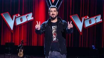 """Antonio Orozco: """"Desde la primera reunión, 'La Voz' huele a nuevo"""""""