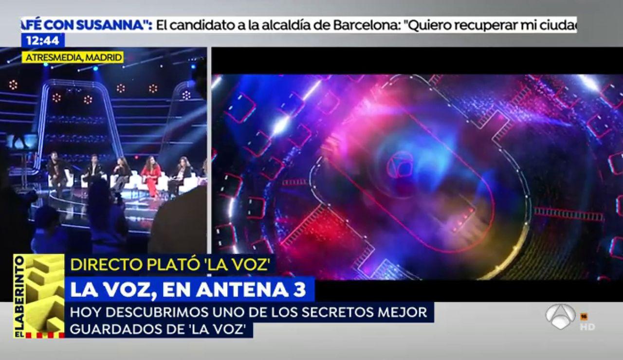 Antena 3 tv espejo p blico cada ma ana a partir de las for Antena 3 espejo publico programa hoy