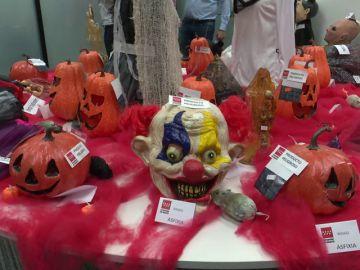 Madrid inicia la retirada del mercado de artículos peligrosos de Halloween