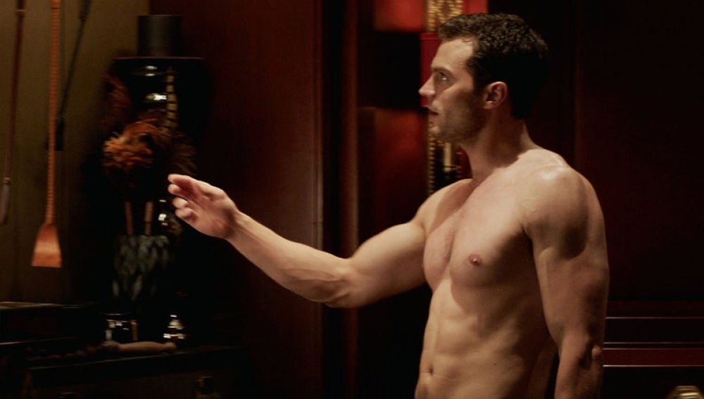 Video El Momento Sexual Mas Vulnerable De Jamie Dornan No Fue En