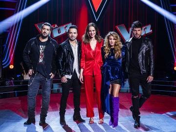 Todos los detalles que tienes que saber del estreno de 'La Voz' en Antena 3