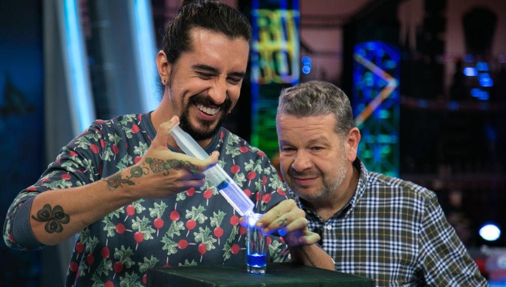 La ciencia completa de Marron con Alberto Chicote_video