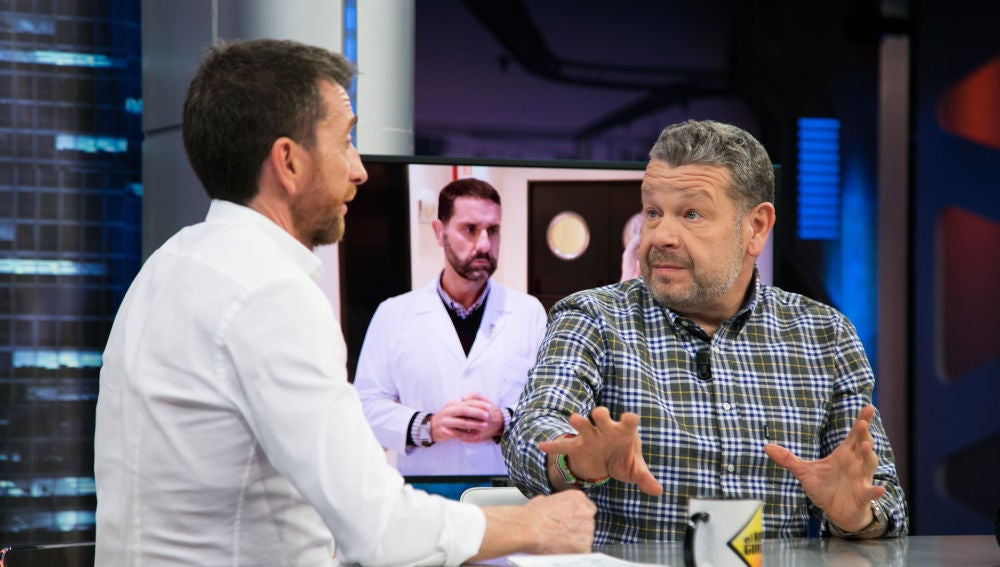 Alberto Chicote desvela un escalofriante dato en 'El Hormiguero 3.0' sobre la diabetes_video