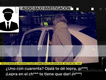 """Se difunde un polémico audio que los taxistas vinculan a los VTC: """"El problema es que su mardio no le cruja el cuello, ¡ojalá venga el Islam y las maten!"""""""