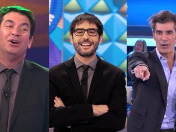 Éxito en el crossover de los concurso de Antena 3