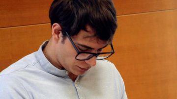Patrick Nogueira, el asesino confeso de sus tíos y sus primos