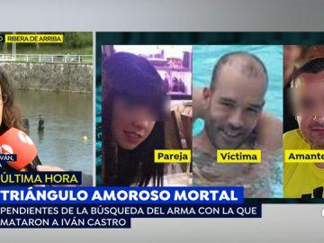 """Aroa, familiar de Iván Castro, asesinado por el amante de su novia: """"Iván no va a volver, lo único que nos queda es que se haga justicia"""""""
